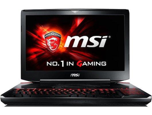 Ноутбук MSI GT80S 6QE(Titan SLI)-296RU /9S7-181412-296/