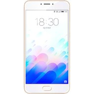 Смартфон Meizu M3 Note 32Gb gold white