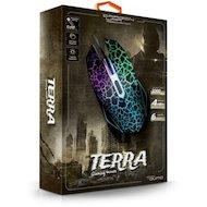 Фото Мышь проводная Qumo Dragon War Terra