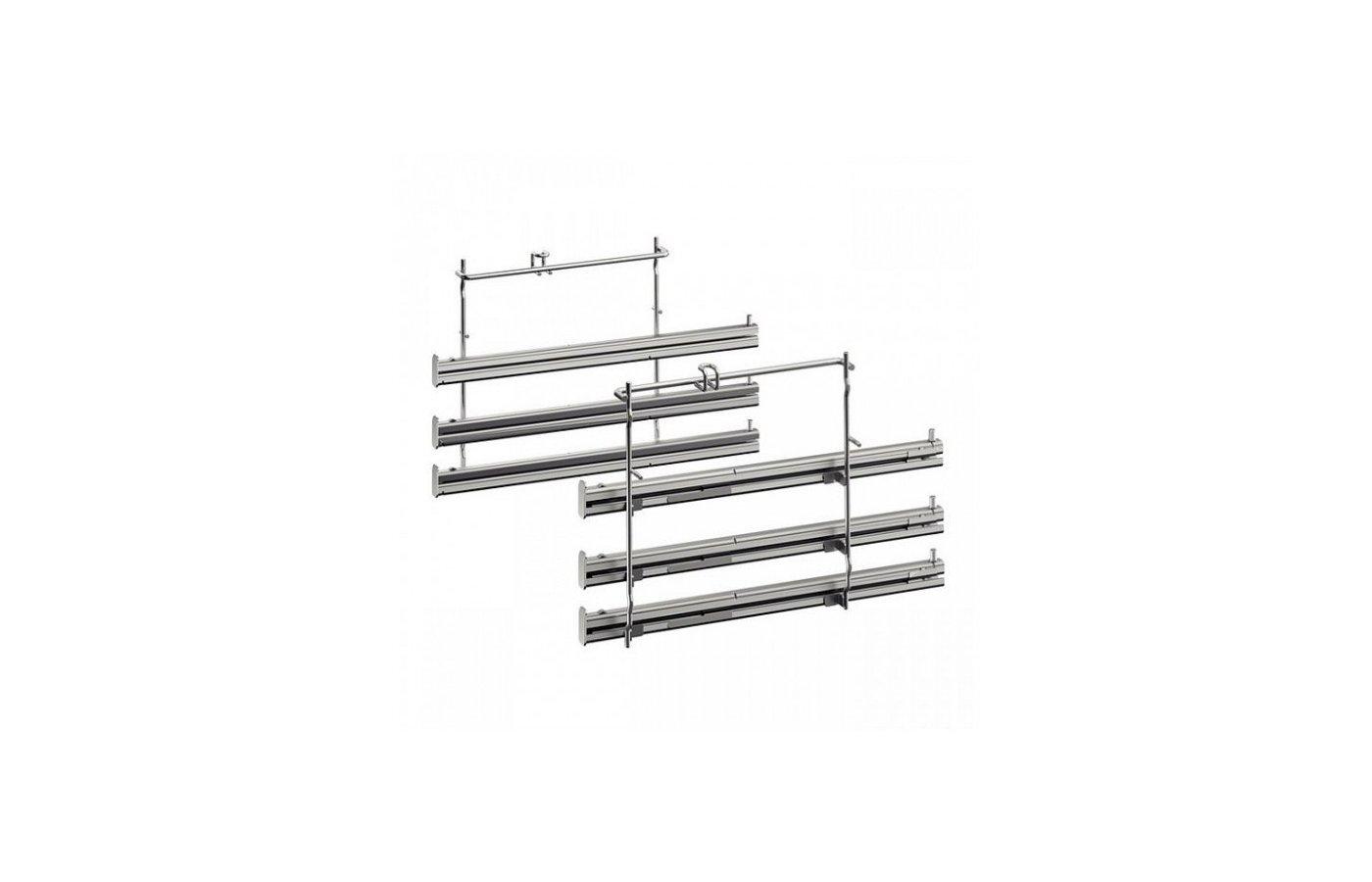 Аксессуары для встройки NEFF Z12TF36X0 Телескопические направляющие, 3 уровня,