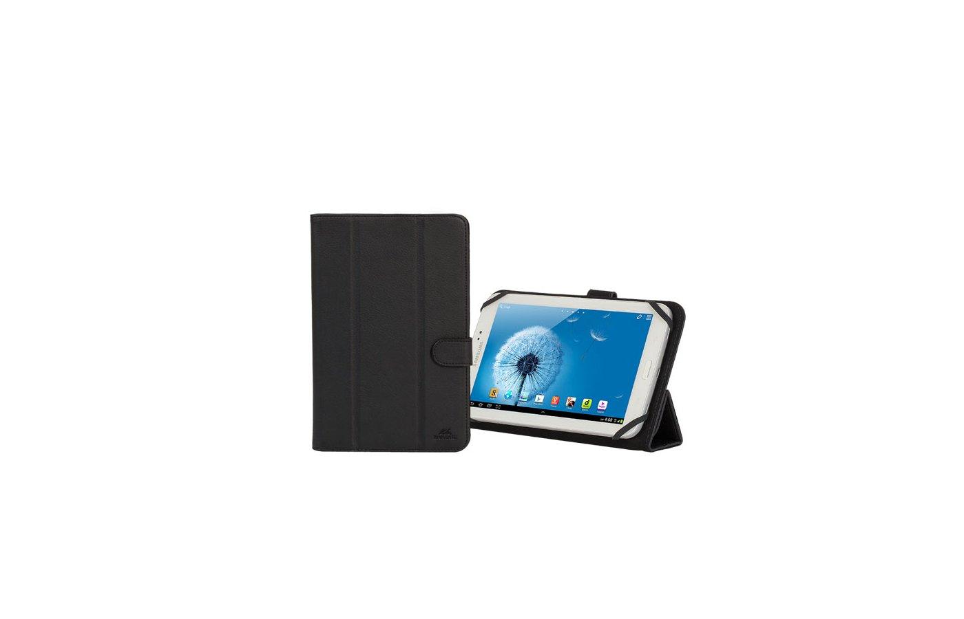 Чехол для планшетного ПК Riva Case 3132 black универсальный для планшета 7
