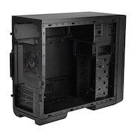 Фото Корпус Thermaltake Urban S1 черный без БП mATX 1x80mm 1x92mm 1x120mm 2xUSB3.0 audio front door