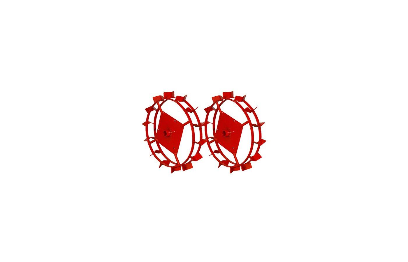 Мотоблок НЕВА Грунтозацепы (колеса универсал. мет.) КУМ 540 ф 540мм