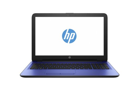 Ноутбук HP 15-ba504UR /X5D88EA/ AMD E2 7110/4Gb/500Gb/15.6/WiFi/Win10 (Blue)