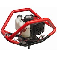 Фото Мотоблок ADA GroundDrill-8 + шнек Drill 250 (800мм)