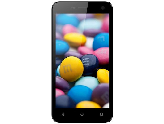 Смартфон Micromax Q341 BOLT Red