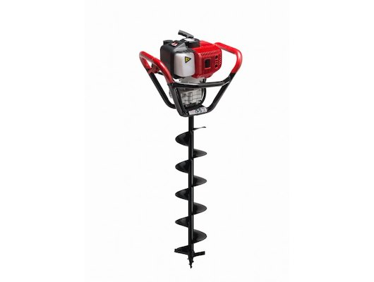 Мотоблок ADA GroundDrill-2 + шнек Drill 150 (800мм)