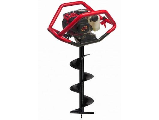 Мотоблок ADA GroundDrill-8 + шнек Drill 250 (800мм)