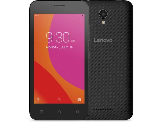 Смартфон LENOVO A1010 DS black