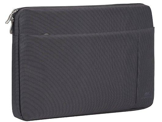 """Кейс для ноутбука Riva 8203 13.3"""" черный нейлон"""