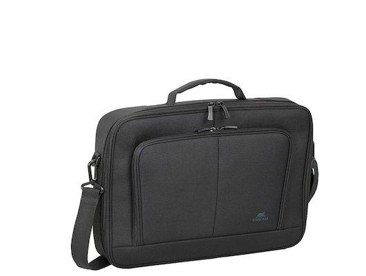 """Кейс для ноутбука Riva 8431 15.6"""" черный полиэстер"""
