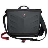 Рюкзак для ноутбука Asus ROG RANGER MESSENGER черный полиэстер (90XB0310-BBP000)