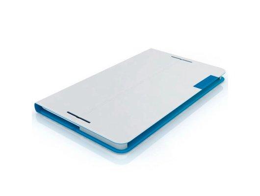 Чехол для планшетного ПК Lenovo для Lenovo Tab 3 850 Folio Case and Film серый (ZG38C01070)