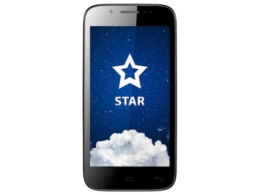 Смартфон KENEKSI STAR Black