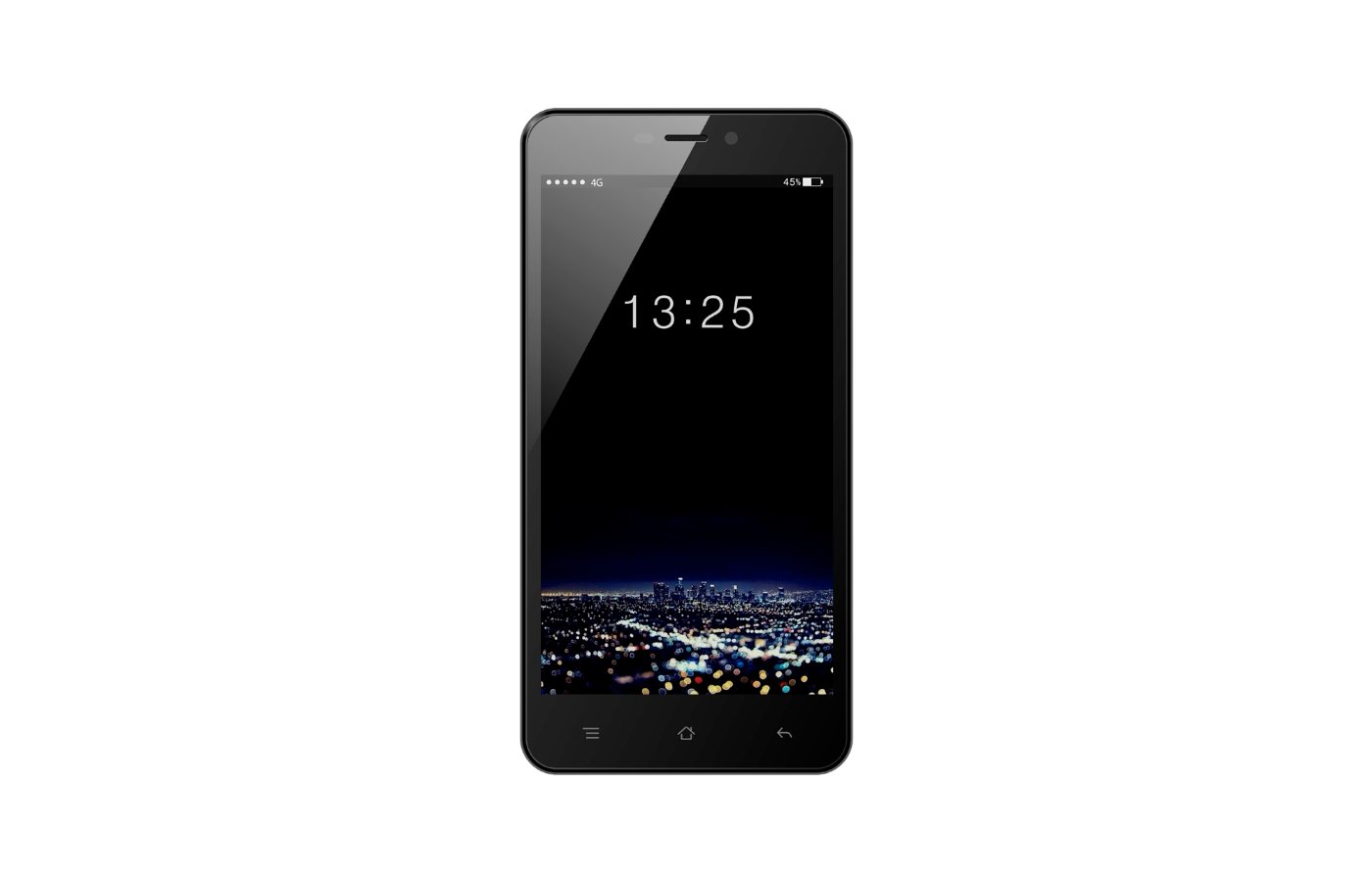 Смартфон Micromax Q479 Canvas Pace 2 plus Black