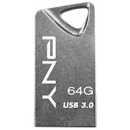 Флеш-диск Usb 3.0 pny 64gb usb flash drive t3 attache (fdi64gt330-ef)