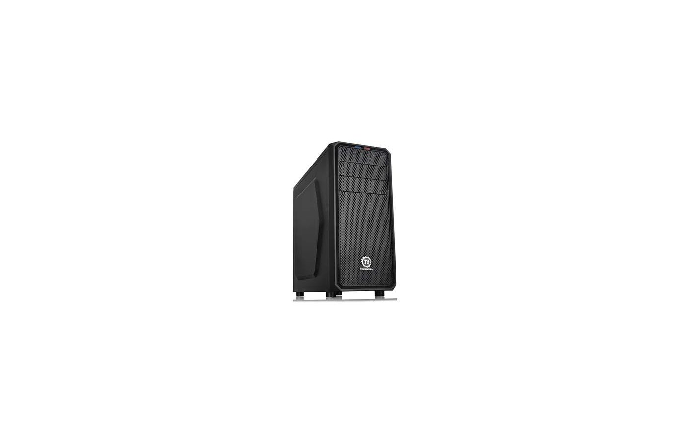 Корпус Thermaltake Versa H25 черный без БП ATX 4x120mm 1xUSB2.0 1xUSB3.0 audio bott PSU