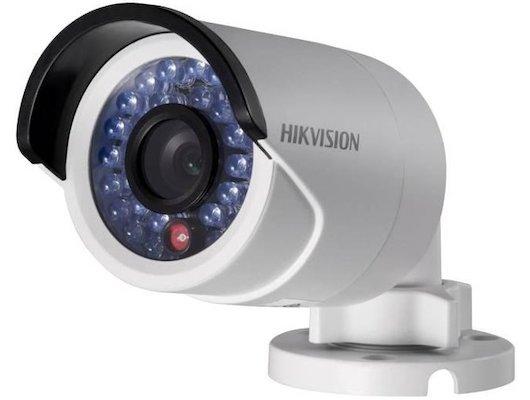 IP Видеокамеры Видеокамера IP Hikvision DS-2CD2042WD-I (4 MM) цветная