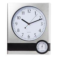 Фото Часы настенные 581-548 Часы настенные функциональные с термометром