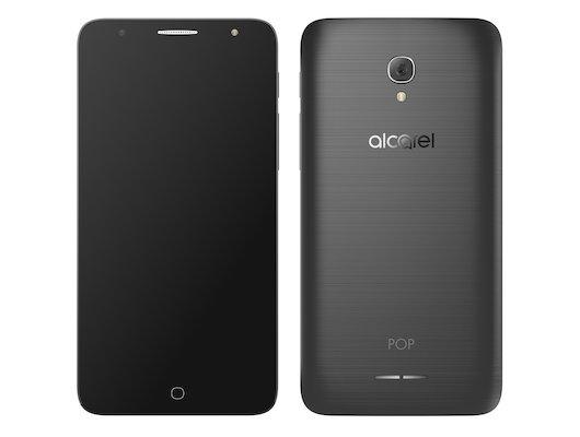 Смартфон Alcatel OT-5056D POP 4+ dark gray