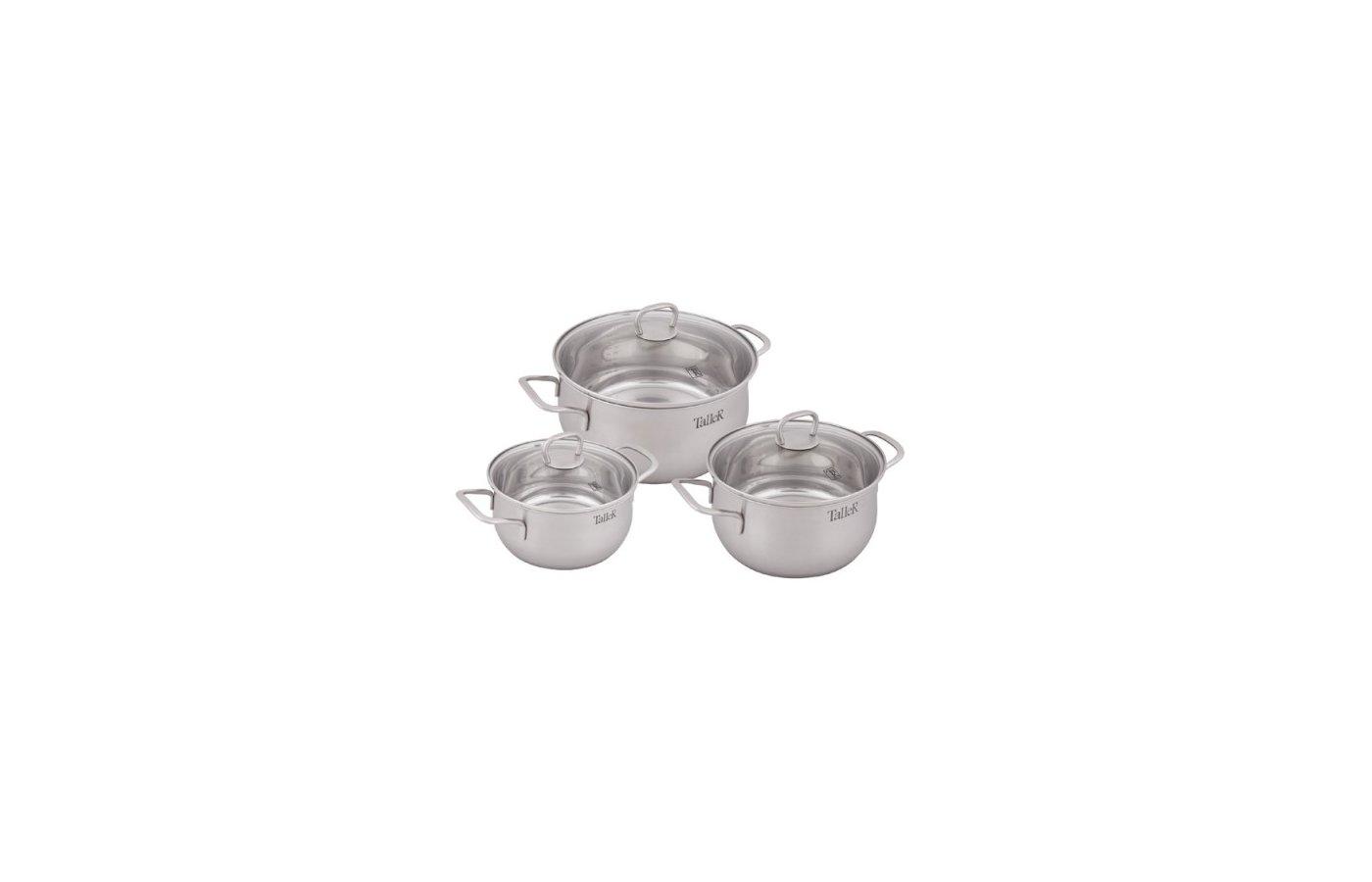 Набор посуды  TalleR Набор посуды TR-7120