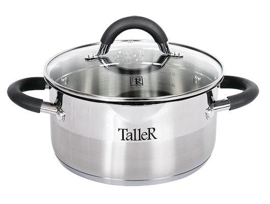 Кастрюля TalleR Кастрюля TR-7195, 5,2л