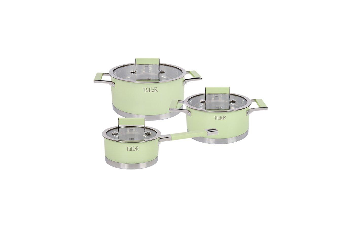 Набор посуды  TalleR Набор посуды TR-7170