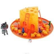 Фото Настольная игра Zilmer ZIL0501-012 Игра для детей и всей семьи Сырные бега