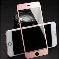 Стекло DF fullscreen для iPhone 7 (iColor-07) rose gold