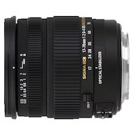 Объектив Sigma AF 17-70mm f/2.8-4 DC MACRO OS HSM New SIGMA