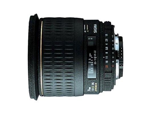 Объектив Sigma AF 24mm F1.4 DG HSM Art NIKON