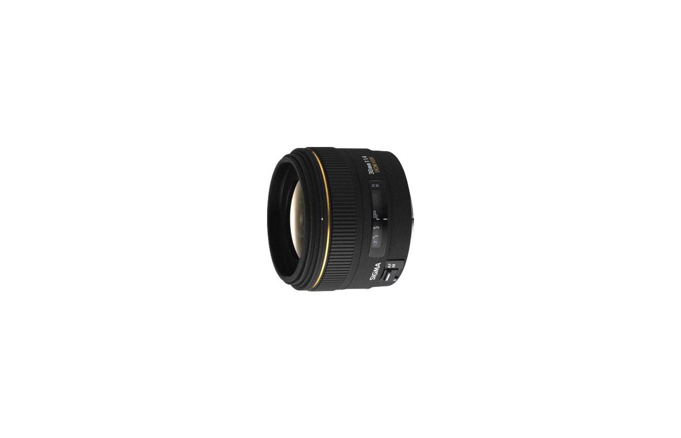 Объектив Sigma AF 30mm f/2.8 DN/A Micro 4/3 Black