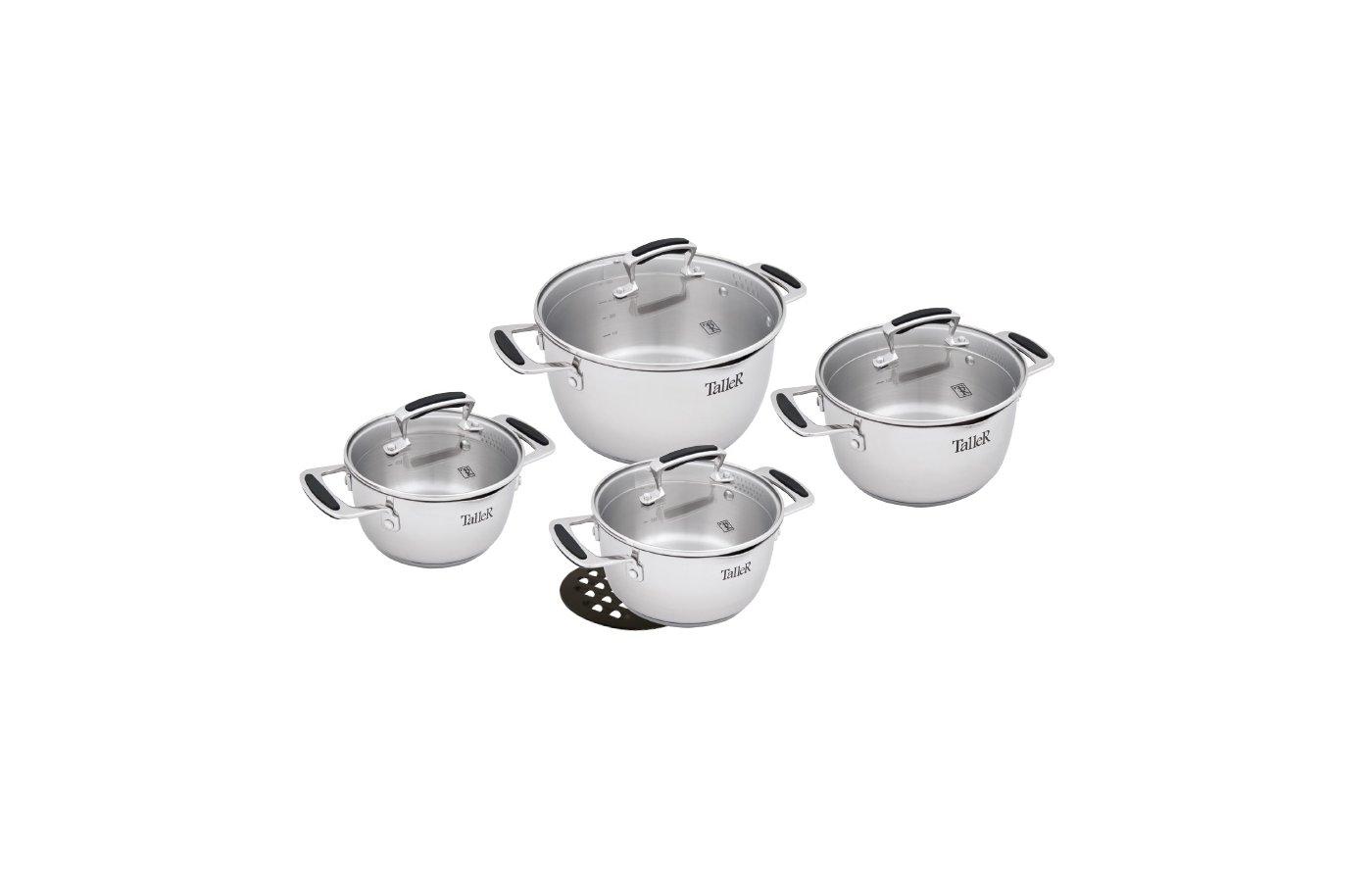 Набор посуды  TalleR Набор посуды TR-1071