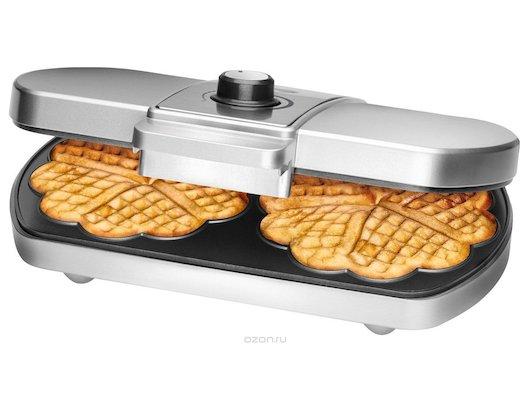 Бутербродница CLATRONIC WA 3607 silber