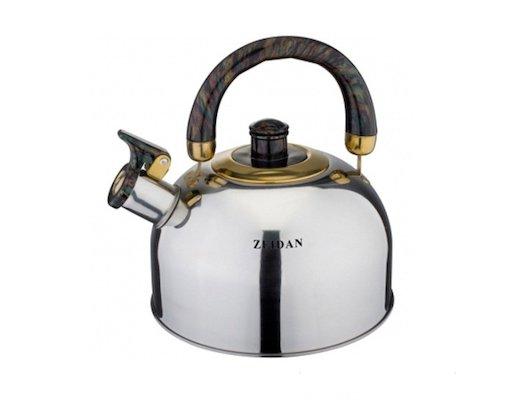 чайник металлический Zeidan Z 4117 3л