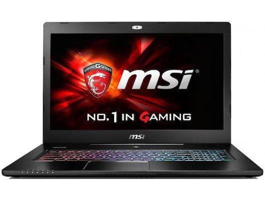 Ноутбук MSI GS72 6QE(Stealth Pro)-435XRU /9S7-177514-435/