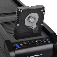 Фото Корпус Thermaltake Chaser A71 черный без БП ATX 1x120mm 3x200mm 2xUSB2.0 2xUSB3.0 audio bott PSU