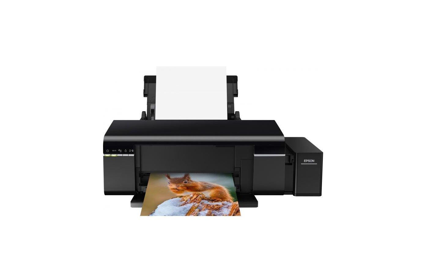 Принтер Epson L805 /C11CE86403/