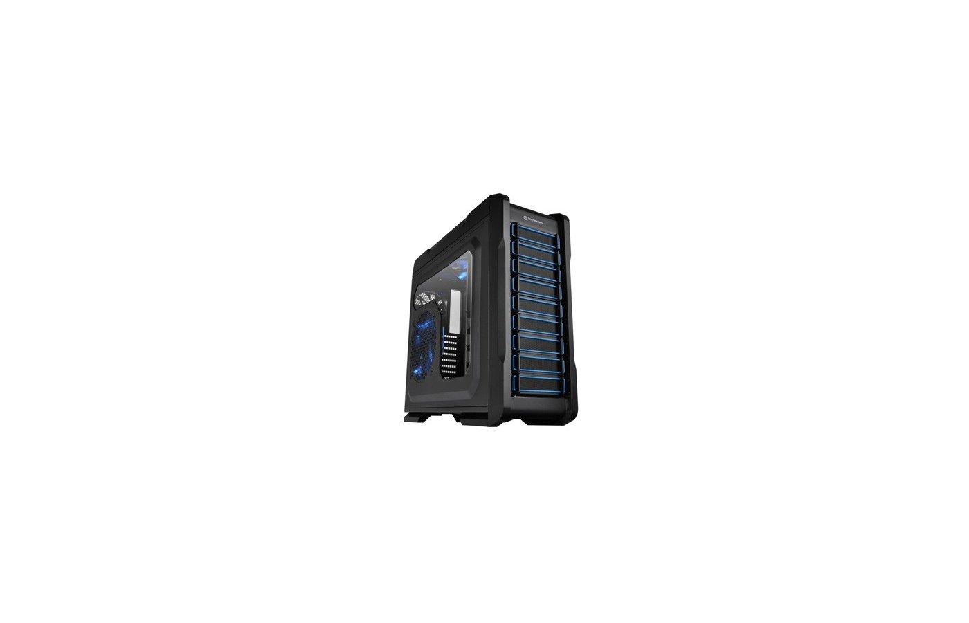 Корпус Thermaltake Chaser A71 черный без БП ATX 1x120mm 3x200mm 2xUSB2.0 2xUSB3.0 audio bott PSU