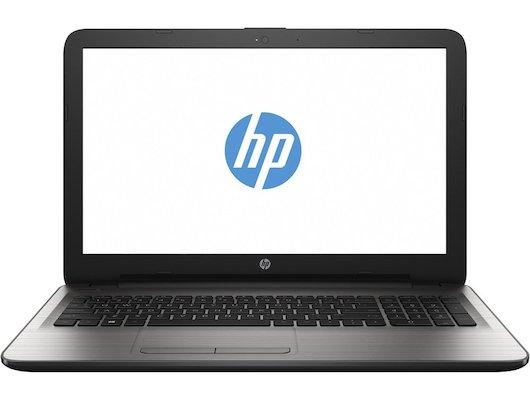 Ноутбук HP 15-ba503UR /X5D86EA/ AMD E2 7110/4Gb/500Gb/15.6/WiFi/Win10 (Silver)