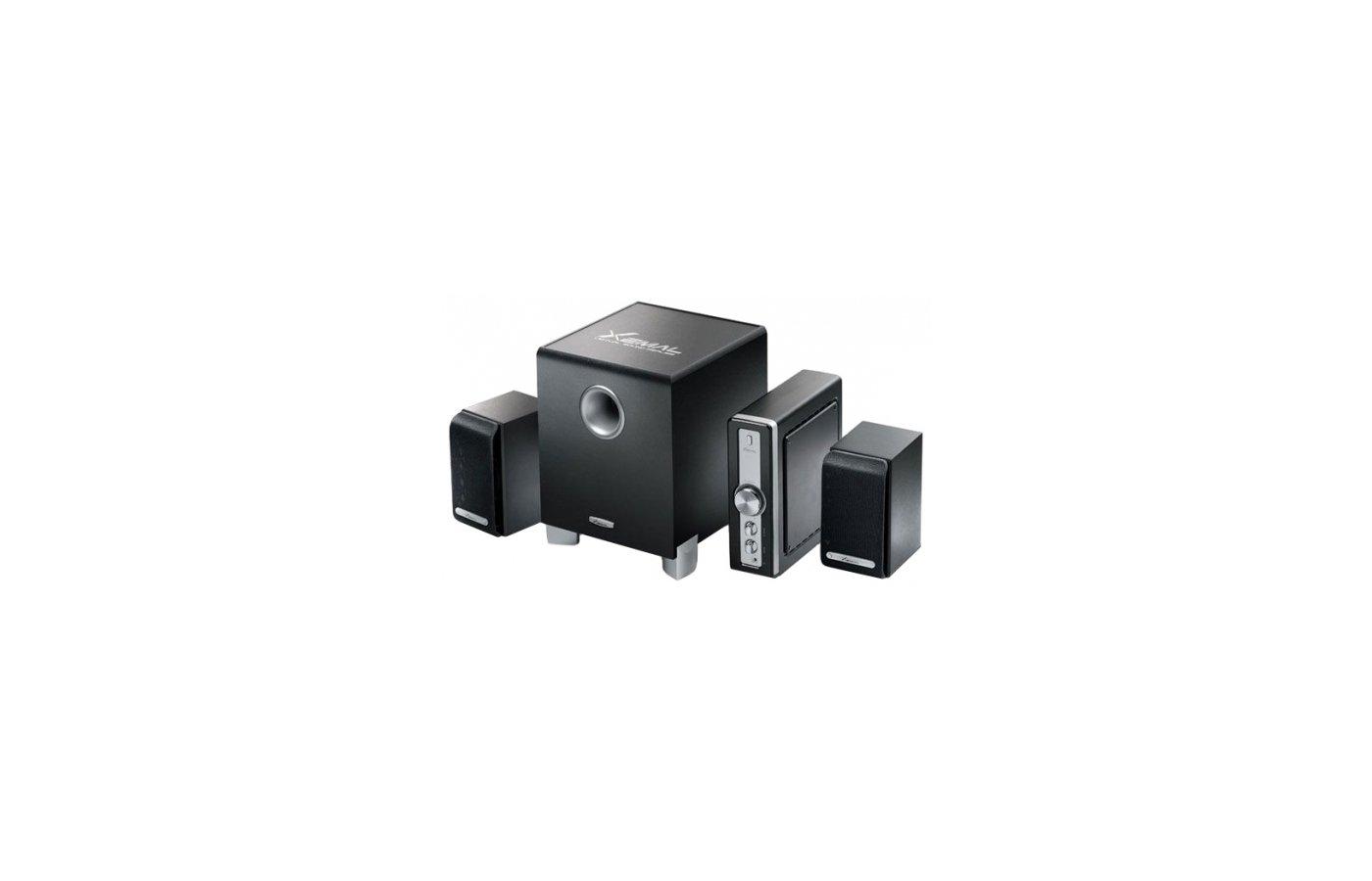 Компьютерные колонки Edifier X3 Black