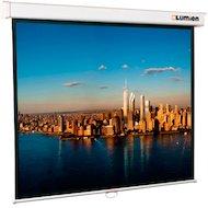 """Экран для проектора LUMIEN Master Picture 120"""" 220x220 1:1 (LMP-100129) настенный"""