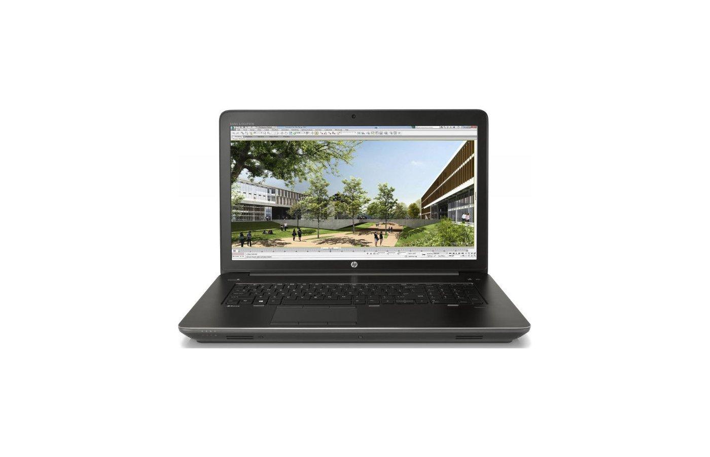 Ноутбук HP ZBook 17 G3 /T7V65EA/