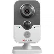 Фото IP Видеокамеры Видеокамера IP Hikvision HiWatch DS-N241W цветная