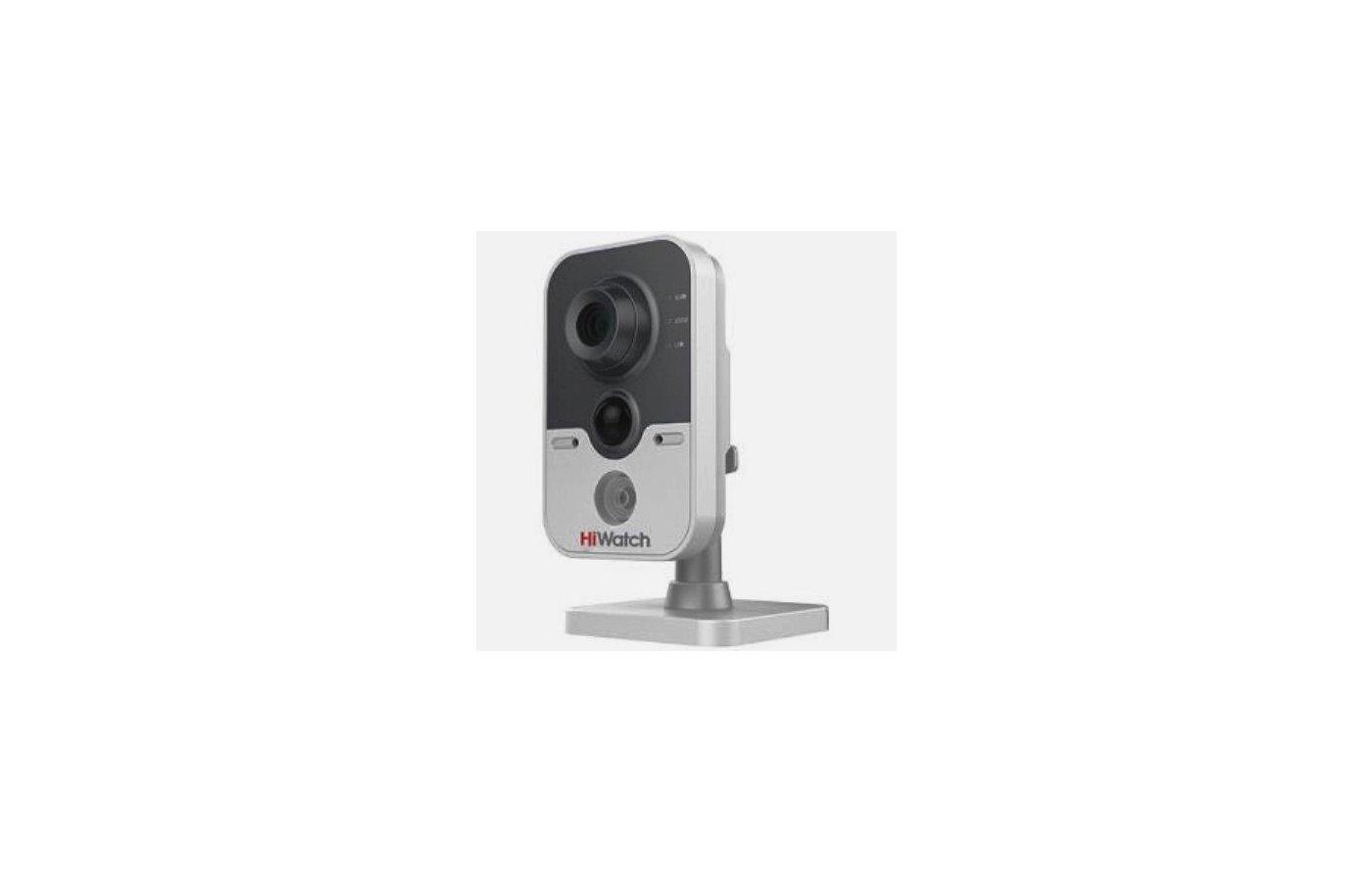 IP Видеокамеры Видеокамера IP Hikvision HiWatch DS-N241W цветная