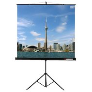 "Экран для проектора LUMIEN Eco View 110"" 200х200 1:1 (LEV-100103) штатив"