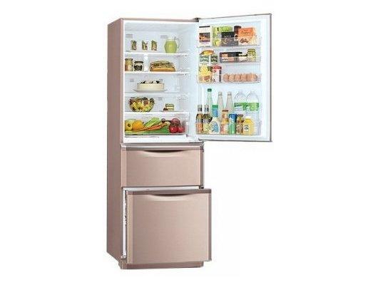 Холодильник MITSUBISHI MR-CR46G-PS-R