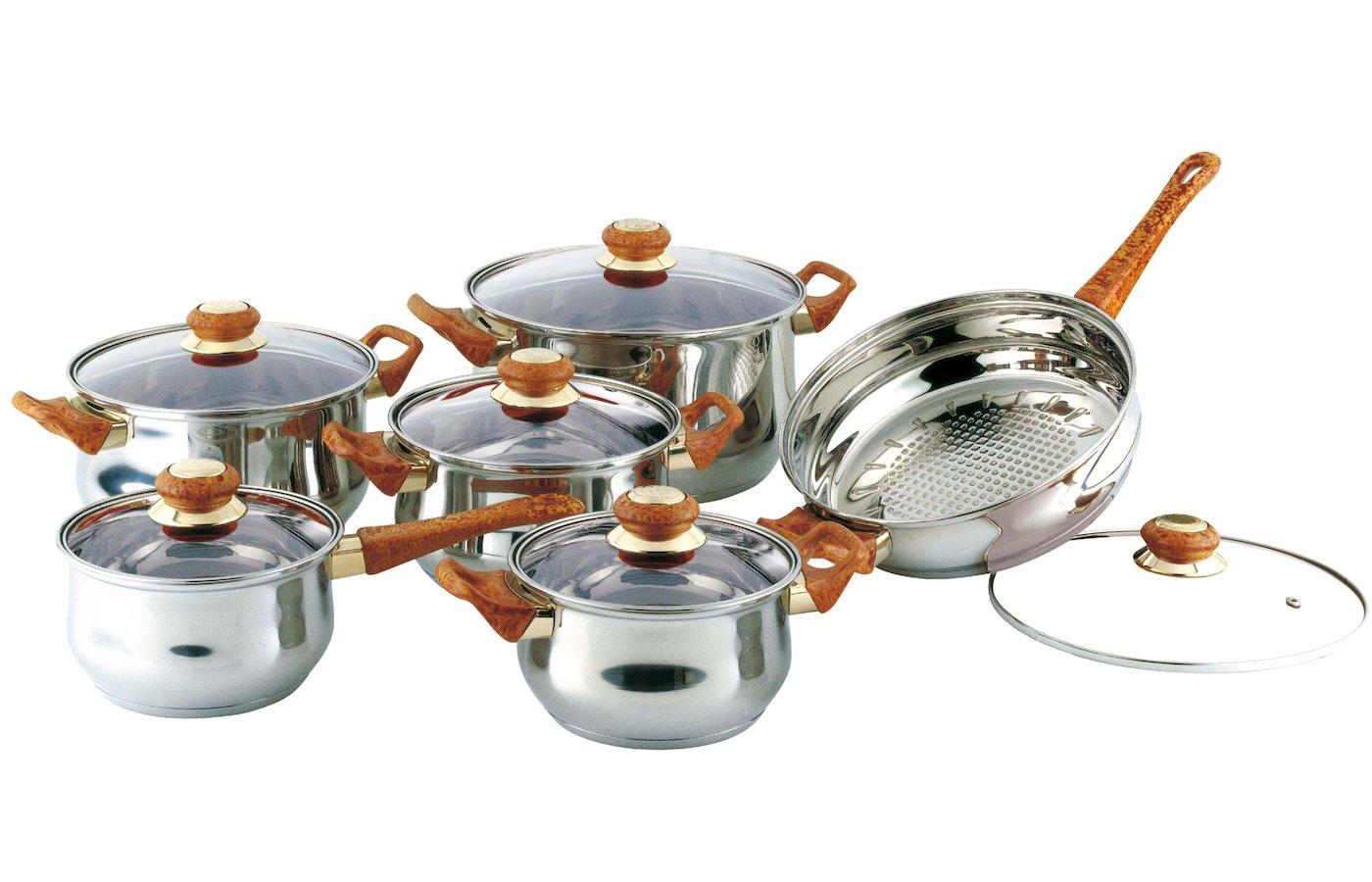 Наборы посуды и сервизы BEKKER BK-203 Набор посуды