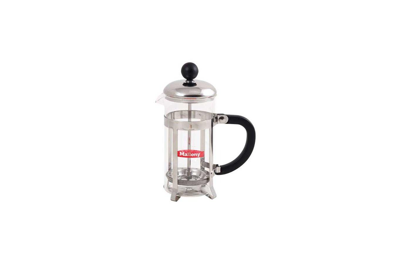 кофейники и турки MALLONY T002-350ML Френч-Пресс 350мл 950143