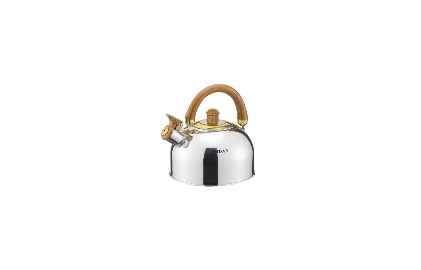 чайник металлический Zeidan Z 4118 3л